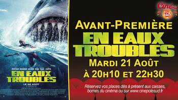 En eaux troubles Mardi 21 Août à 20h10 et 22h30