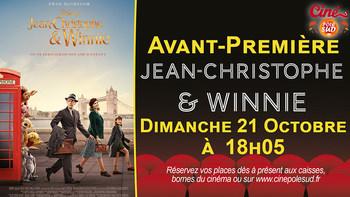 Jean-Christophe & Winnie Dimanche 21 Octobre à 18h05