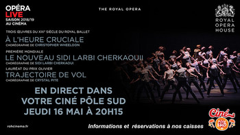 Within the Golden Hour / Nouveau Cherkaoui / Flight Pattern