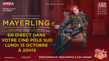 Mayerling de Kenneth Macmillan
