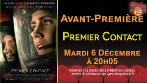 Premier Contact Mardi 6 décembre à 20h05