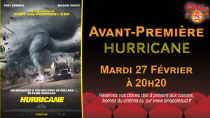 Hurricane Mardi 27 Février à 20h20