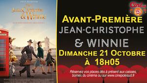 Avant-Première Jean-Christophe & Winnie Dimanche 21 Octobre à 18h05