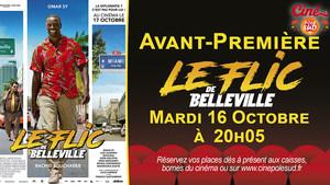 Avant-Première Le Flic de Belleville Mardi 16 Octobre à 20h05