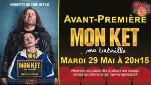Avant-Première Mon Ket Mardi 29 Mai à 20h15