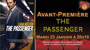 Avant-Première The Passenger Mardi 23 Janvier à 20h10