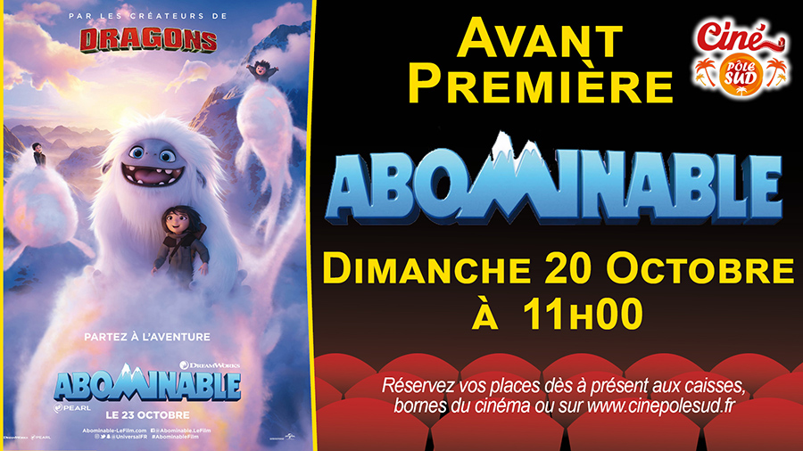 Photo du film Abominable