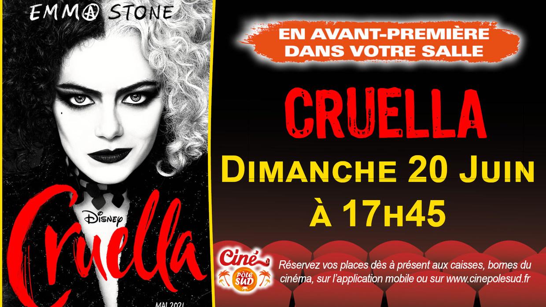 Photo du film Cruella