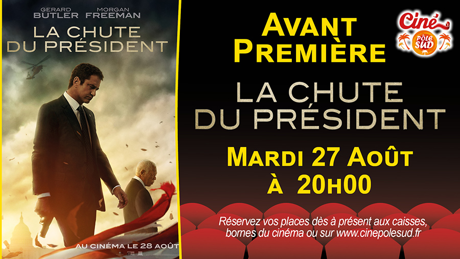 Photo du film La Chute du président