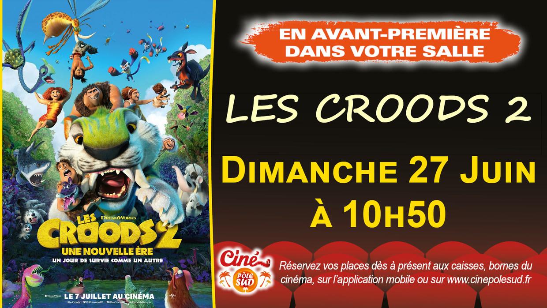 Photo du film Les Croods 2 : une nouvelle ère