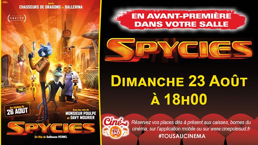 Photo du film Spycies