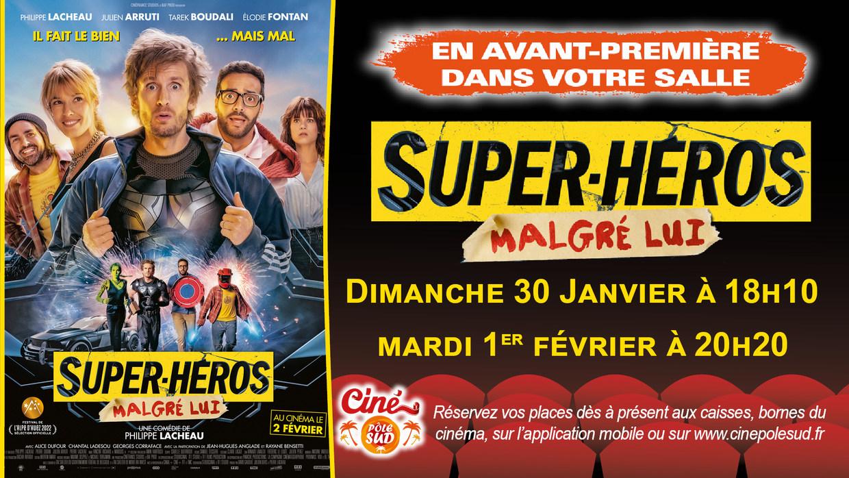 Photo du film Super-héros malgré lui