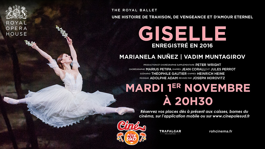 Photo du film Giselle (Royal Opera House)