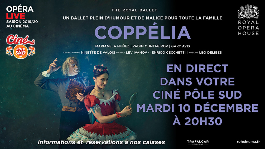 Photo du film Coppelia (Royal Opera House)