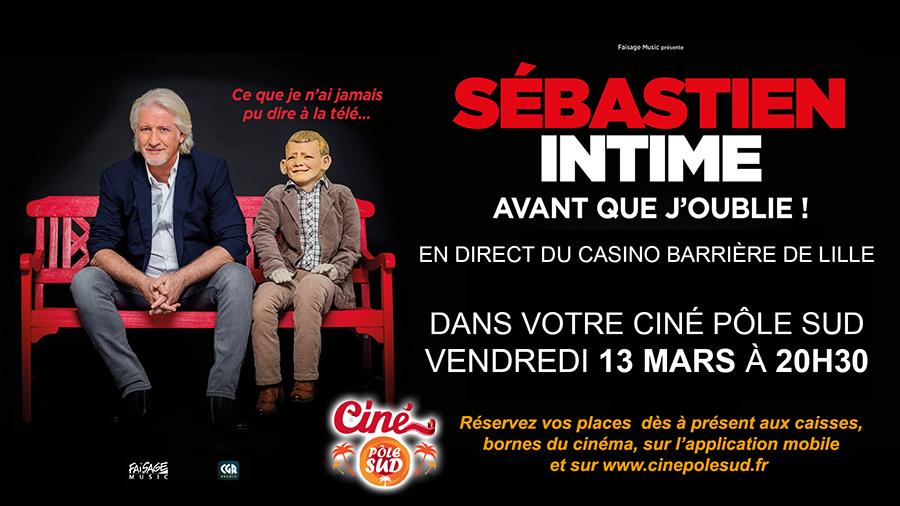 Photo du film Sébastien intime : Avant que j'oublie !